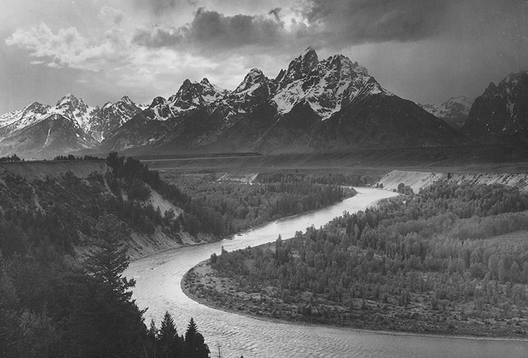 Time Travel through the American West with Ansel Adams